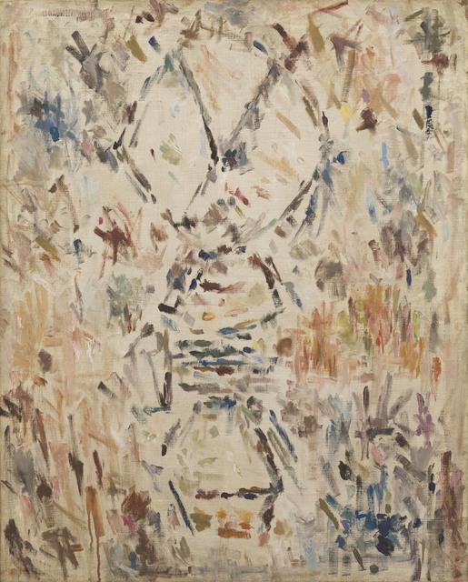 Ernest Mancoba, 'Untitled,' 1985, Galerie Mikael Andersen
