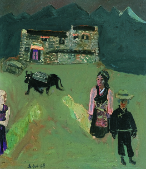 , 'Reaction,' 1988, Tang Contemporary Art