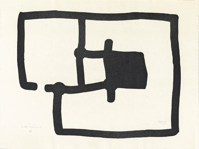 Eduardo Chillida, 'Zedatu III', 1991, Zeit Contemporary Art