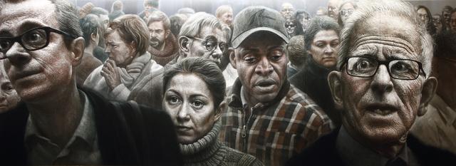 , 'Stranger,' 2016, Galerie Bhak