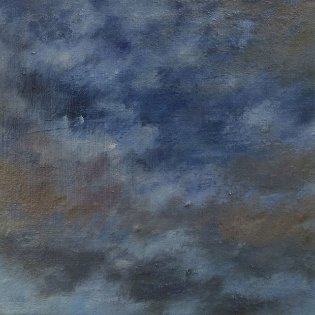 , 'Pink Clouds,' 2015, G. Gibson Gallery