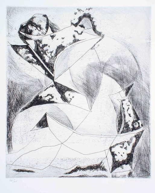 , 'Composition - II,' 1969, Wallector