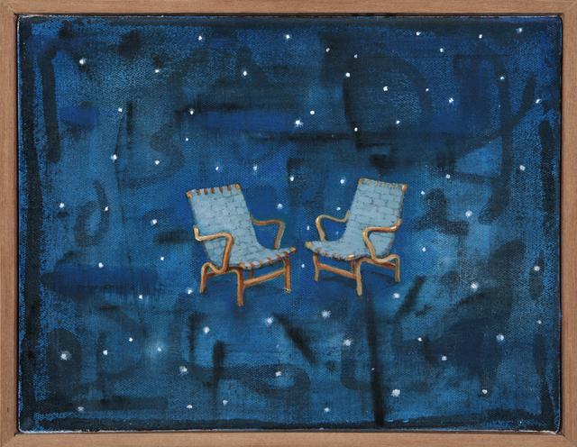 , 'Good Advice (Midnight),' 2017, Barnard