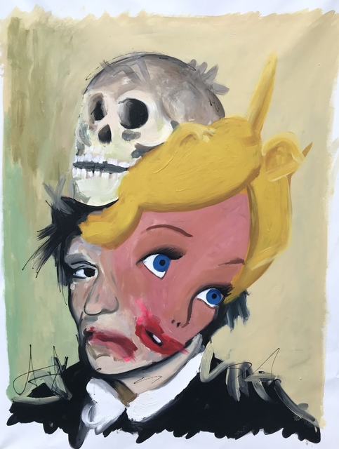 , 'Warhol Secrets,' 2017, Jacob Babchuk Gallery