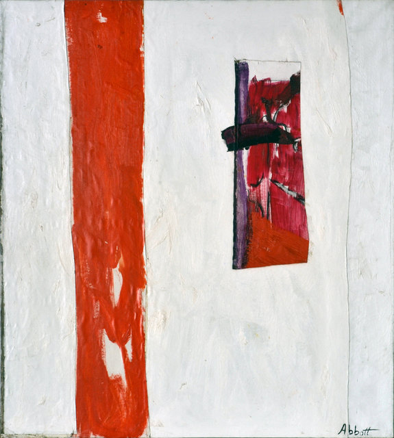 , 'Self Portrait Abstract,' 1957, McCormick Gallery