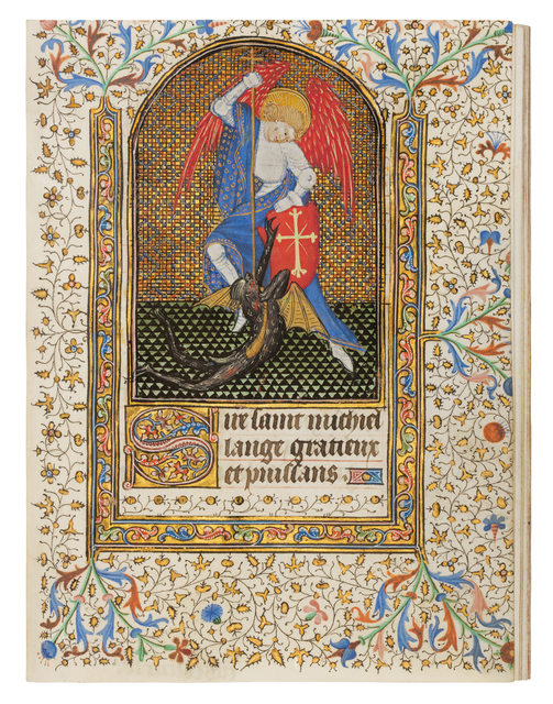 , 'Book of Hours, use of Troyes,' 1415-1420, Dr. Jörn Günther Rare Books