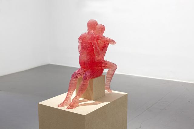 , 'low_res_love,' 2015, Galleri Magnus Karlsson