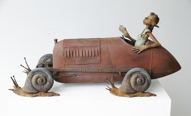 , 'Es Car Go,' 2018, Art Center Horus