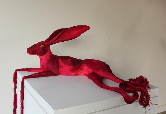 , 'The Hare,' 2014, Duane Reed Gallery