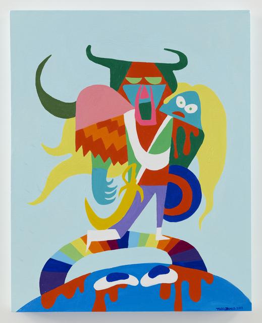 , 'Master of Worlds,' 2014, Sandra Gering Inc