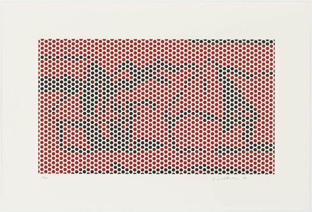 Roy Lichtenstein, 'Haystack #2', 1969, DANE FINE ART