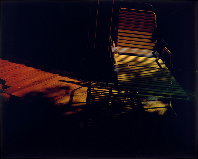 Mariah Robertson, 'Deck Chair', 2005, Phillips