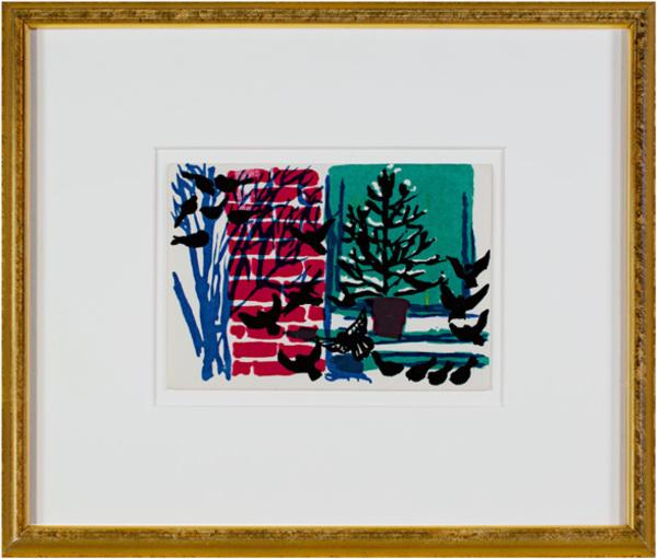 , 'Yule Dancers,' 1955, David Barnett Gallery