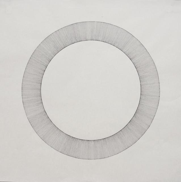 , 'Ring I,' 2017, Cob