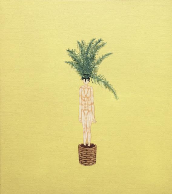 , 'Pineapple Man,' 2015, Proyectos Ultravioleta