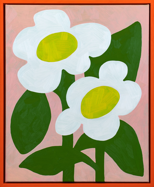 , 'English Daisies,' 2018, PUBLIC Gallery