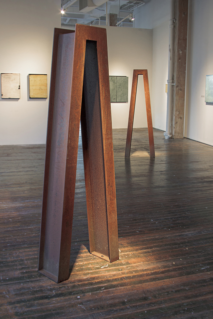 , 'UNTITLED (sculpture),' 2008, Traver Gallery