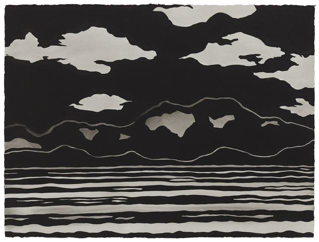 Eric Wolf, 'Mooselookmeguntic Lake', 2016, Gregory Lind Gallery