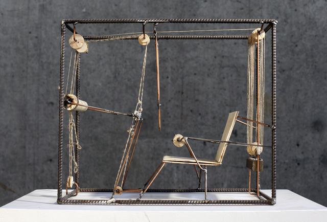 , 'Model La Machine Celibataire,' 2012, Galerie Krinzinger