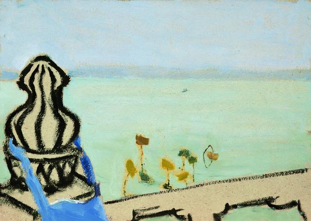 , 'Blue Bag (Summer Palace),' ca. 1970, Boers-Li Gallery
