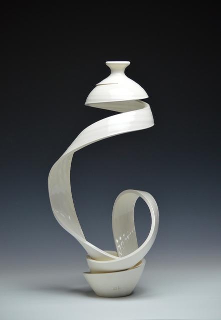 , 'Spatial Spiral: Ribbon XIX,' 2018, Lyons Wier Gallery