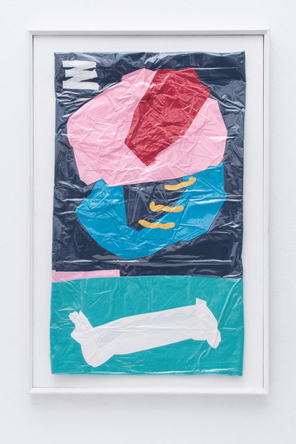 , 'You can't hold smoke,' 2018, Galerie Ernst Hilger