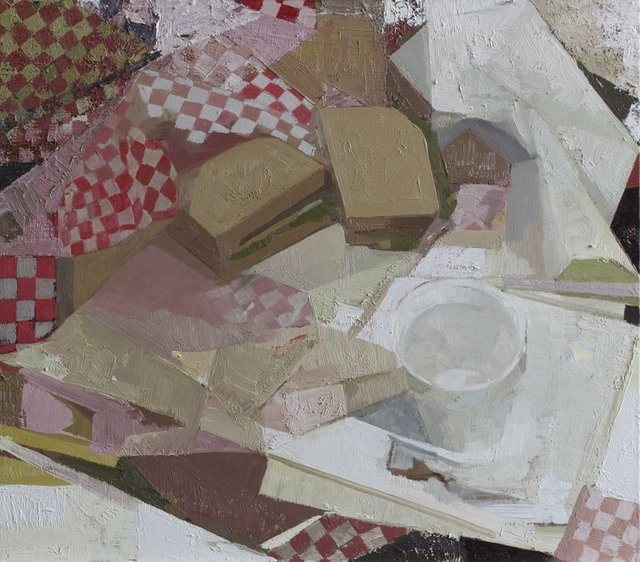 , 'Sandwich 6,' 2018, Alpha Gallery