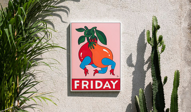Parra, 'FRIDAY', 2019, Dope! Gallery