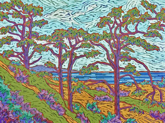 , 'Torrey Summer,' 2017, Adelman Fine Art