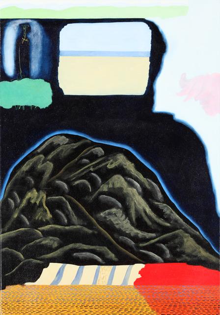 , 'Hill Crossing,' 2015, Huxley-Parlour