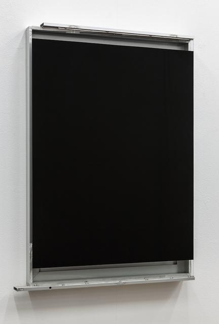 , 'Black Glass Window #1,' 2014, Galeria Mário Sequeira