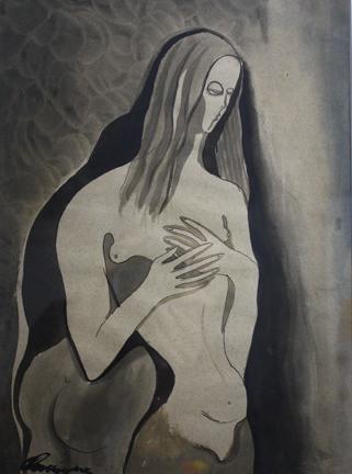 , 'Desnudo,' 1930, Pan American Art Projects