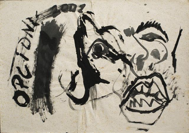 Gustavo Marrone, 'Untitled (Opciones 2001)', 2001, Cosmocosa