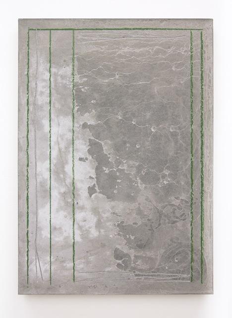 , 'Plan (marquee)  ,' 2015, Vigo Gallery