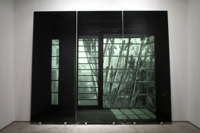 , 'Succulent Screen,' 2007, Christopher Grimes Gallery