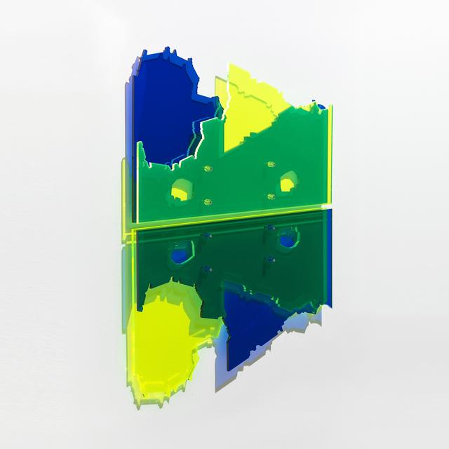 , 'Altre Linee Altre Luci (Berlino),' 2015, A arte Invernizzi