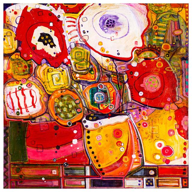 , 'Taipei Flowers ,' 2015, RLS Gallery
