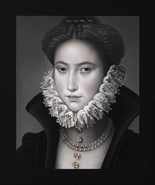 Mary A. Waters, 'Portrait No. 16', 2014, Galerie Michael Sturm