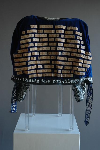 , 'Sylvia Plath: Blue,' , Corey Daniels Gallery