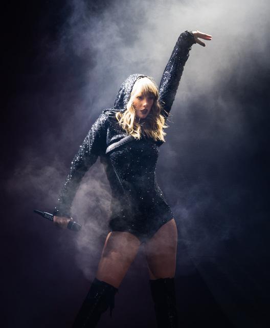 , 'Taylor Swift Wembley,' 2018, Flat Space Art