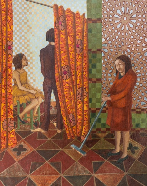 , 'Artist's House II,' 2017, Long & Ryle