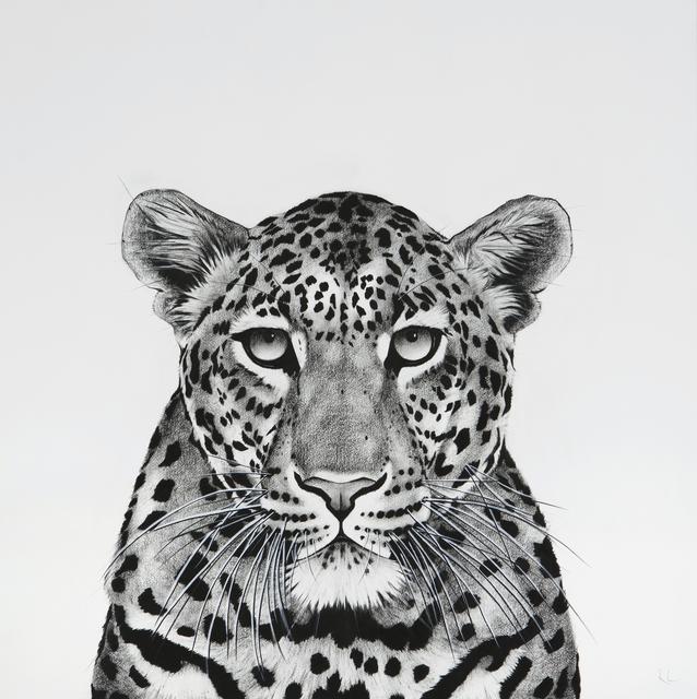 , '19. Window Leopard,' 2018, Sladmore Contemporary