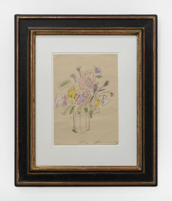 , 'Untitled (Birthday Flowers),' 1970, The Bonnier Gallery