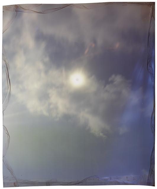 John Chiara, 'State Line : Levee : Arkansas', 2016, Photography, Image on Ilfochrome paper, unique photograph, ROSEGALLERY