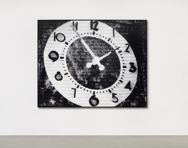 , 'Los Angeles Time,' 2011, Hirshhorn Museum and Sculpture Garden