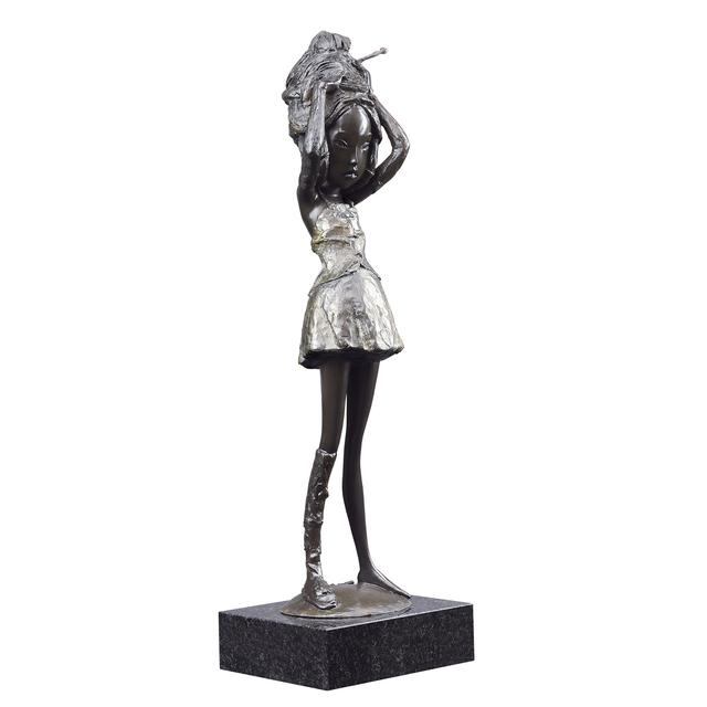 Andrey Ostashov, 'Last Hairpin. Small', 2015,  OSTASHOV sculpture