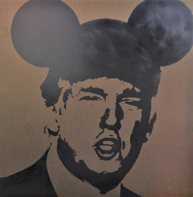 , 'Mickey Mouse Operation,' 2016, Impact Art Gallery