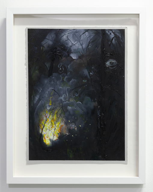 , 'Big Sur Stokes the Fire,' 2019, 1969 Gallery