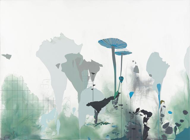 , 'Spatial Growth,' 2018, Eleanor Harwood Gallery