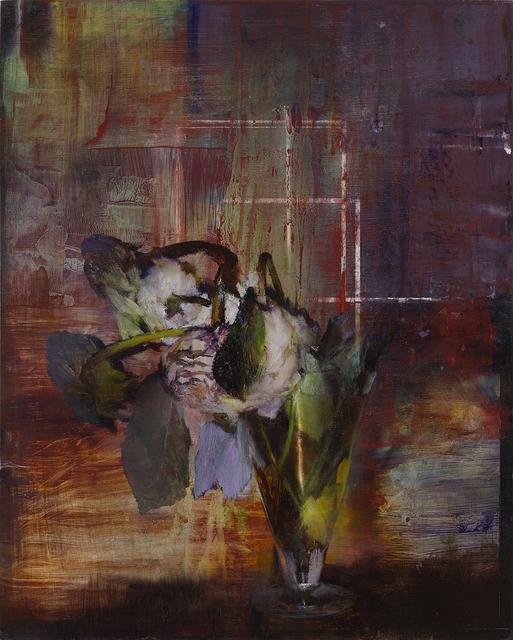 , 'Hoax 16,' 2017, Parafin